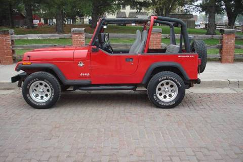 1995 Jeep Wrangler for sale in Norton, KS