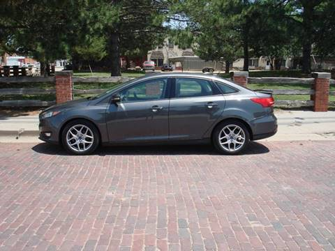2015 Ford Focus for sale at Walter Motor Company in Norton KS