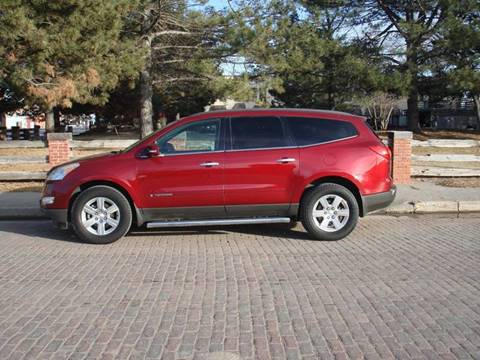 2009 Chevrolet Traverse for sale at Walter Motor Company in Norton KS