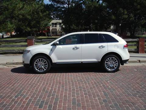 2013 Lincoln MKX for sale at Walter Motor Company in Norton KS