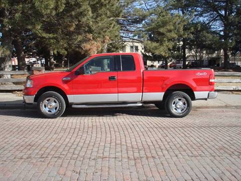 2004 Ford F-150 for sale at Walter Motor Company in Norton KS