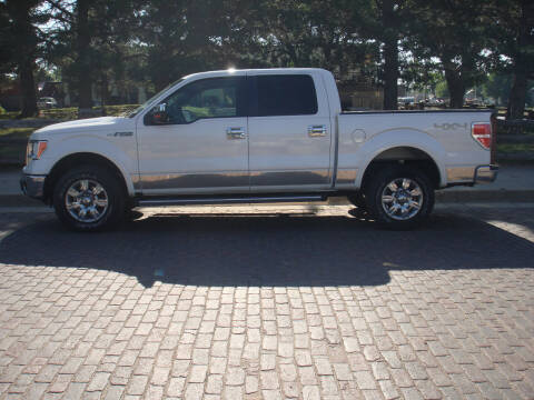 2011 Ford F-150 for sale at Walter Motor Company in Norton KS