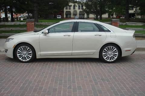 2014 Lincoln MKZ for sale in Norton, KS