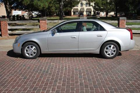 2006 Cadillac CTS for sale in Norton, KS