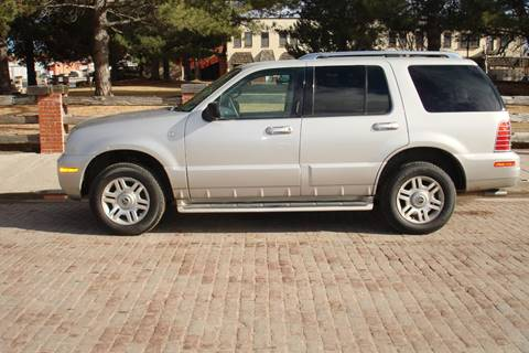 2004 Mercury Mountaineer for sale in Norton, KS