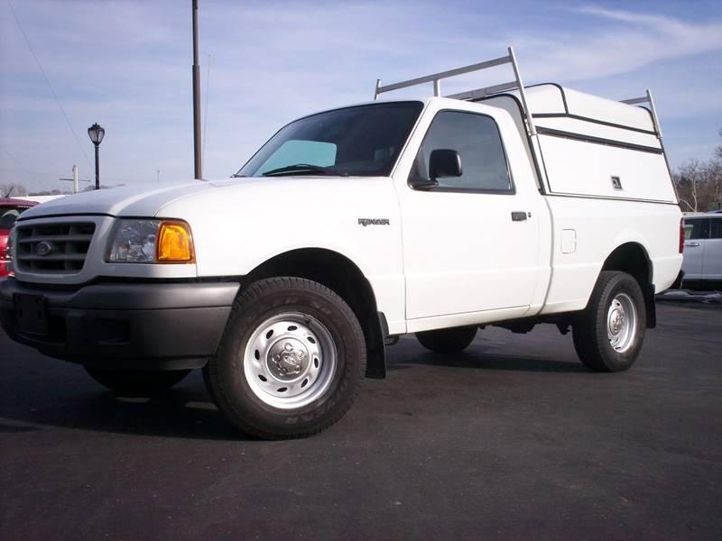 Ford Ranger Dr Standard Cab XL WD SB In Merriam KS - 2001 ranger
