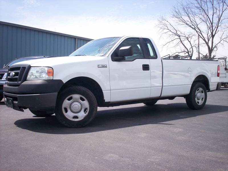 2008 Ford F-150 for sale at Whitney Motor CO in Merriam KS