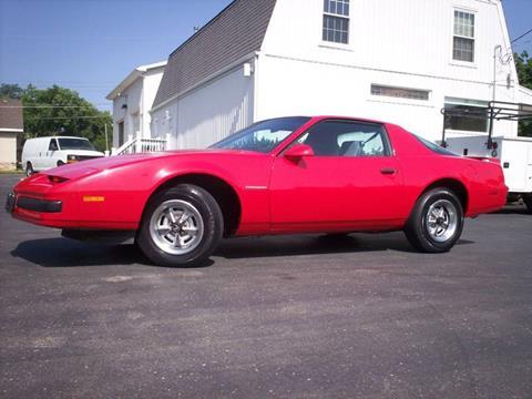 1986 Pontiac Firebird for sale in Merriam, KS
