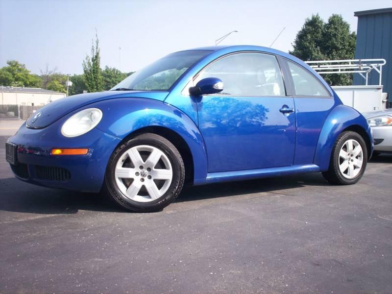 2007 Volkswagen New Beetle for sale at Whitney Motor CO in Merriam KS