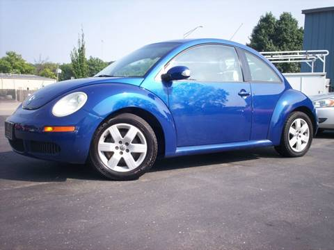 2007 Volkswagen New Beetle for sale at Whitney Motor CO in Merriam KS