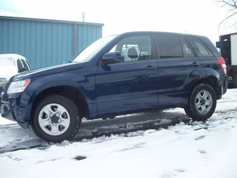 2012 Suzuki Grand Vitara for sale in Merriam, KS