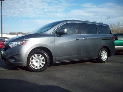 2014 Nissan Quest for sale in Merriam, KS