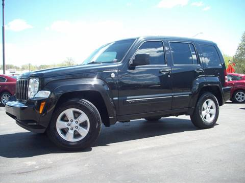 2012 Jeep Liberty for sale in Merriam, KS