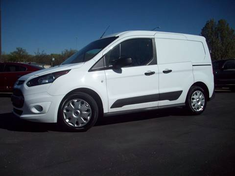 2015 Ford Transit Connect Cargo for sale in Merriam, KS