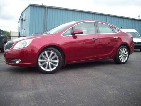 2012 Buick Verano Convenience Group for sale at Whitney Motor CO in Merriam KS