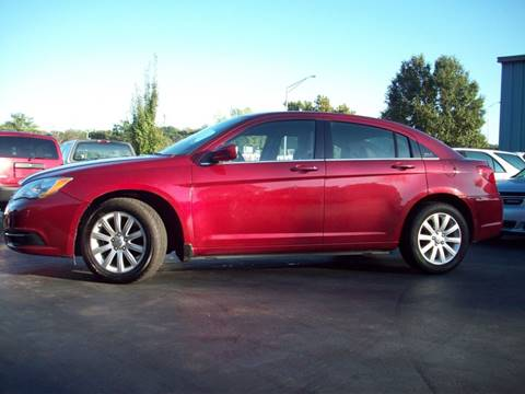 2013 Chrysler 200 for sale in Merriam, KS