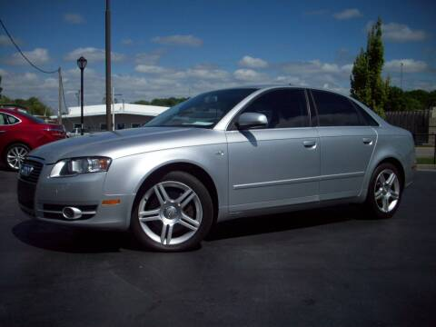 2006 Audi A4 3.2 quattro for sale at Whitney Motor CO in Merriam KS