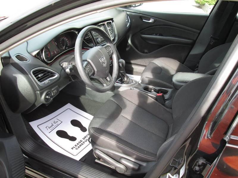 2015 Dodge Dart SXT 4dr Sedan - Hart MI