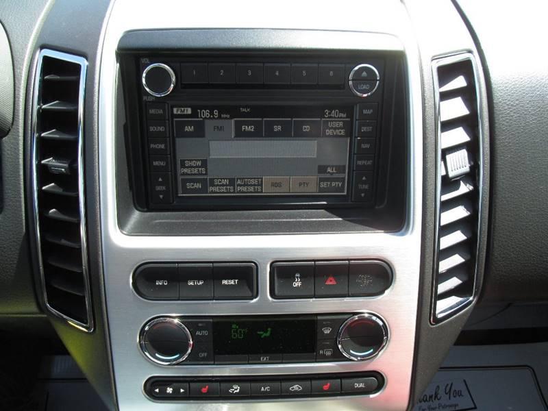 2008 Ford Edge AWD Limited 4dr SUV - Hart MI
