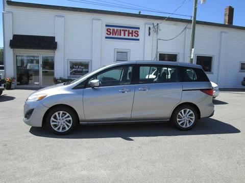 2012 Mazda MAZDA5 for sale in Hart, MI