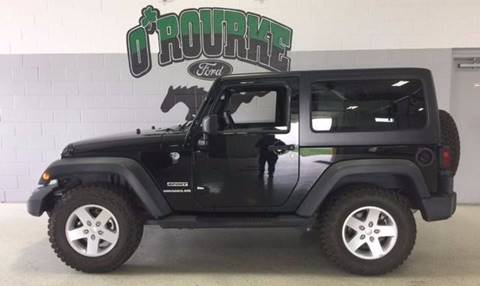 2011 Jeep Wrangler for sale in Tipton, IA