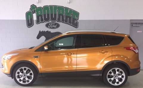2016 Ford Escape for sale in Tipton, IA