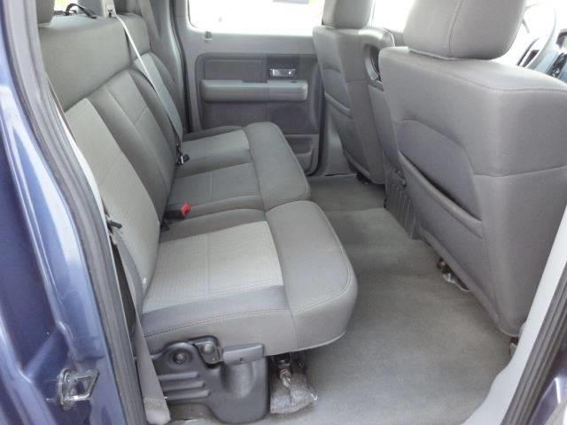 2006 Ford F-150 XLT 4dr SuperCrew Styleside 5.5 ft. SB - West Union IA