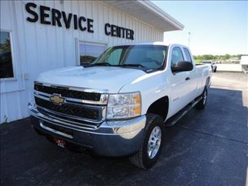 2011 Chevrolet Silverado 2500HD for sale in West Union, IA