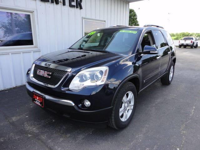 2009 GMC Acadia AWD SLT-1 4dr SUV - West Union IA