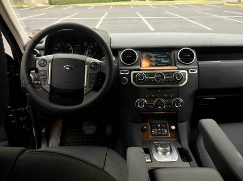 2014 Land Rover LR4 for sale in West Union, IA