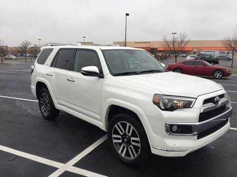 2015 Toyota 4Runner for sale in West Union, IA
