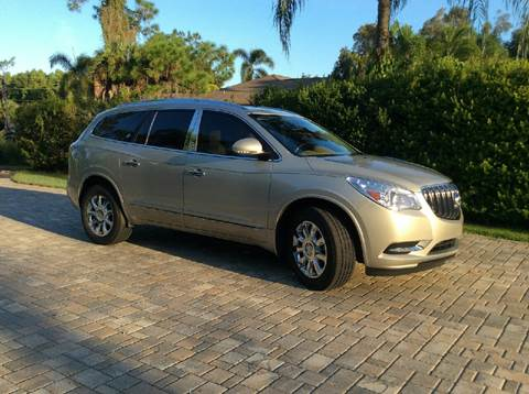 2015 Buick Enclave for sale in West Union, IA