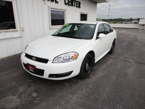 2012 Chevrolet Impala for sale in West Union, IA