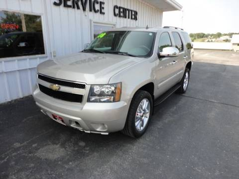 2008 Chevrolet Tahoe for sale in West Union, IA