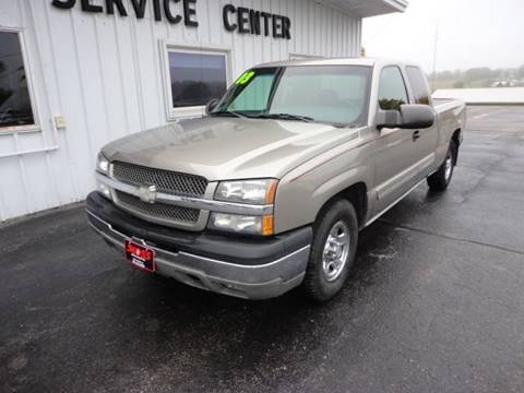 2003 Chevrolet Silverado 1500 for sale in West Union, IA