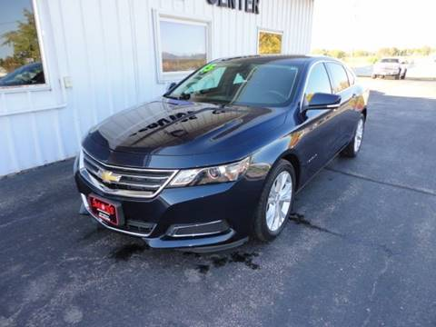 2015 Chevrolet Impala for sale in West Union, IA