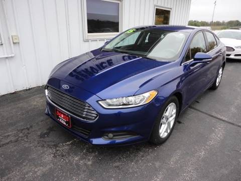 2015 Ford Fusion for sale in West Union, IA