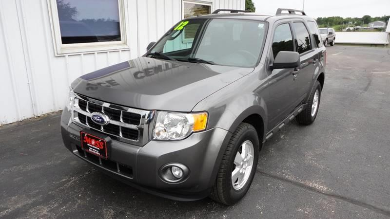 2012 Ford Escape XLT 4dr SUV - West Union IA
