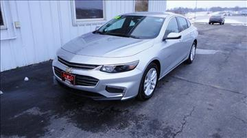 2016 Chevrolet Malibu for sale in West Union, IA