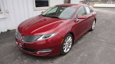 2015 Lincoln MKZ for sale in West Union, IA