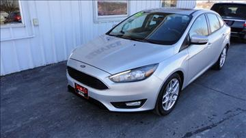 2015 Ford Focus for sale in West Union, IA