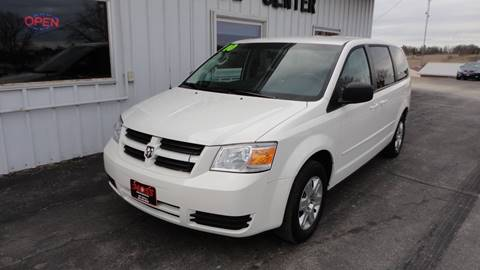 2010 Dodge Grand Caravan for sale in West Union, IA