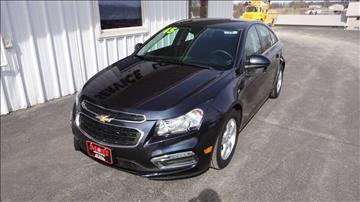 2015 Chevrolet Cruze for sale in West Union, IA
