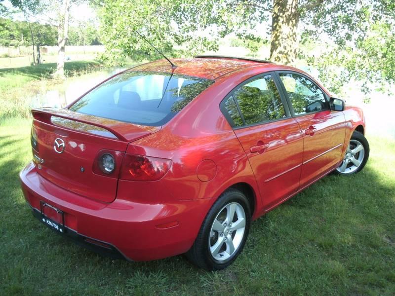 2006 Mazda MAZDA3 i 4dr Sedan - Holland MI
