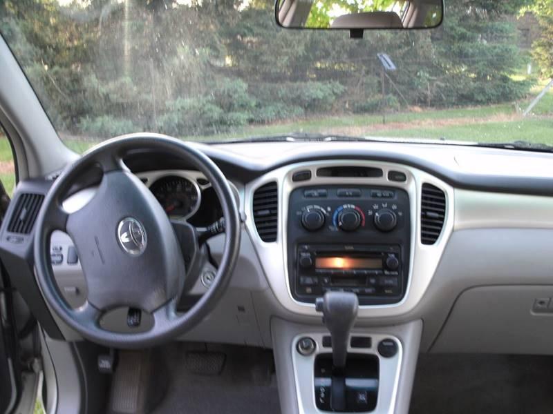 2005 Toyota Highlander AWD 4dr SUV - Holland MI