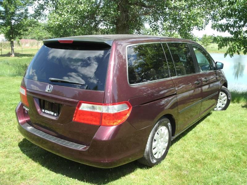 2007 Honda Odyssey LX 4dr Mini-Van - Holland MI