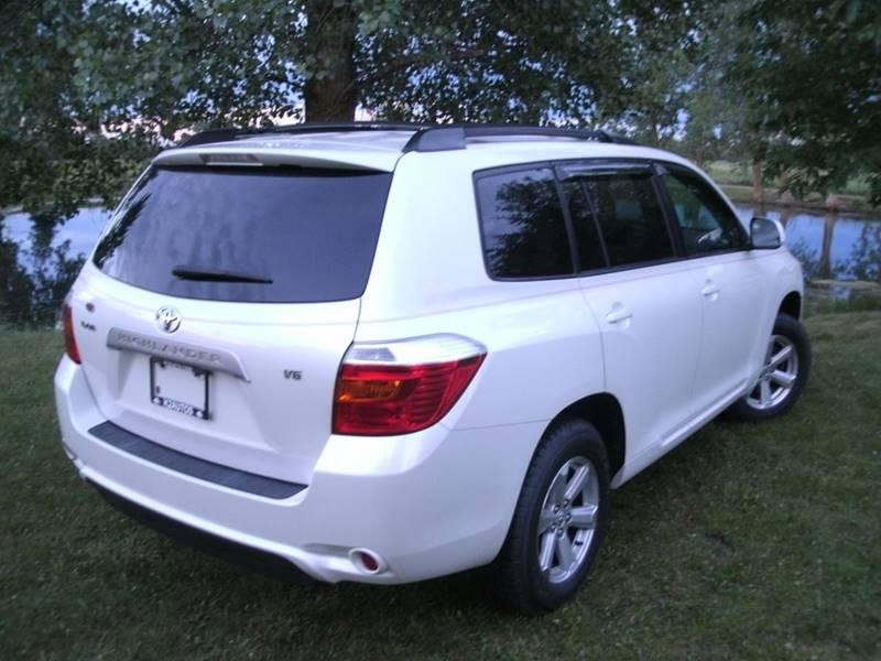 2008 Toyota Highlander 4dr SUV - Holland MI