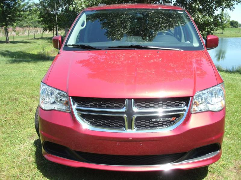 2016 Dodge Grand Caravan SXT 4dr Mini-Van - Holland MI
