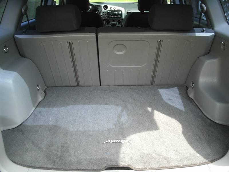 2003 Toyota Matrix AWD XR 4dr Wagon - Holland MI