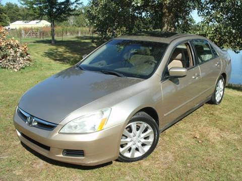 2006 Honda Accord for sale in Holland, MI